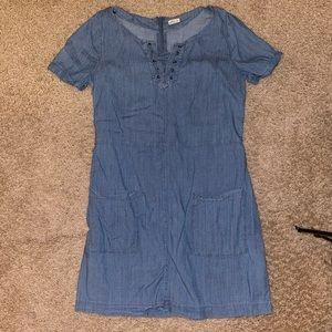 Dresses & Skirts - Hollister Jean mini dress